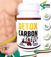 DETOX CARBON ACTIVE | Dimagrante Detox | Brucia Grassi | Per Perdere Peso Veloce