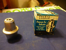 Presto Pressure Indicator Cooker Regulator Weight Indicator Relief Valve Jiggler
