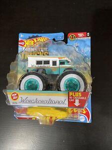 Hot Wheels Monster Trucks Monster Jam Wreckreational Hot New Truck For 2021