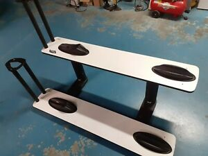 Bicycle Showroom Stand display x2 bikes . SECOND UNIT FOR SALE