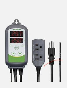 Inkbird Thermometer Digital Temperature Controller Thermostat  ITC-308