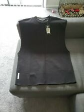 New Under Armour Terry Tank Top, Size: Small Black Nwt