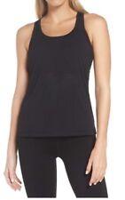 Zella Hollywood Mesh Tank Women's Size XS-Black