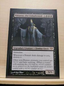 Mikaeus the Unhallowed - NM - Dark Ascension - MTG Magic Mythic Commander EDH