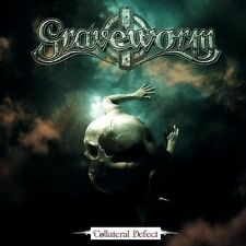 Graveworm - Collateral Defect CD 2007 melodic black metal Nuclear Blast