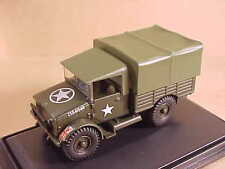 Oxford 1/76 Diecast Bedford MDW British 21st Army Group, NW Europe #76MWD004