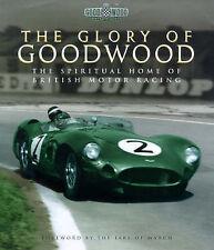 Book - The Glory of Goodwood - Home of British Motor Racing - Grand Prix F1