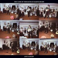 The Name of This Band Is Talking Heads [Expanded] by Talking Heads (CD, Aug-2004, 2 Discs, Rhino (Label))
