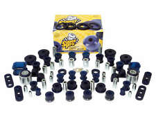 Poly Superpro Complete Suspension Bush Kit- GC8 Impreza 92-