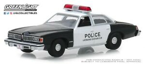 Greenlight 1:64 Hot Pursuit Series 31 1977 Pontiac Lemans Enforcer Police 42880B