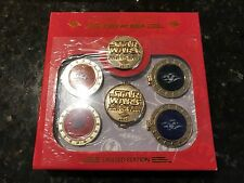 Limited Edition Disney Cruise Lines Star Wars Day at Sea Coin Set Only 500 Made