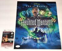 EDDIE MURPHY Signed HAUNTED MANSION 11x14 Photo Autograph PROOF JSA COA