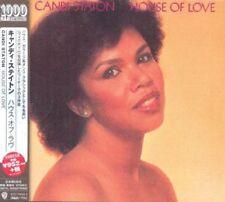 CD de musique house love avec compilation