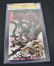 Incarenate 1 Radical CGC SS Signed Autograph Gene Simmons KISS Nick Bleach Swipe