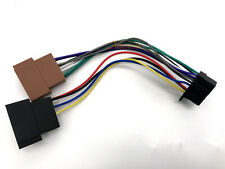 15-110 ISO(female) HARNESS CAR AUDIO INSTALLATION for SONY 2013+ 16 pin