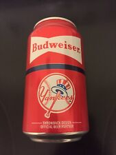 Budweiser Can New York Yankees 2019 Limited Edition