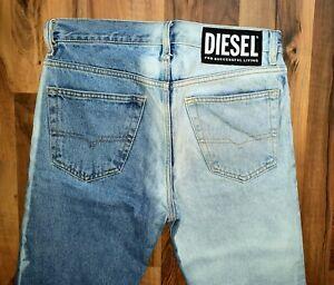 Diesel Jeans UNIKAT MHARKY 28/32 0077V DOMESTOS SLIM SUMMER RARE LUXUS PUNK GAY