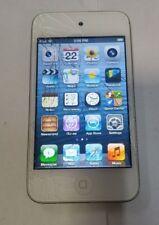 Apple iPod Touch 4th Gen. (A1367)-  White-  8GB - Read Below