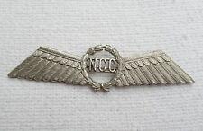 INDIEN Luftwaffe Flieger / PILOTEN ABZEICHEN an langer Nadel ca. 23 X 88 MM !