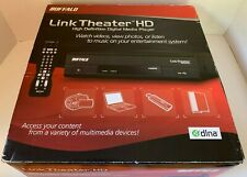 Buffalo Link Theater HD High Definition Media Player LTH90LAN - New - Open Box
