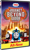 Thomas And Friends: Journey Beyond Sodor - The Movie [New DVD]