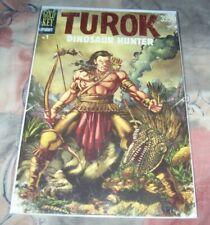 Turok Dinosaur Hunter #1 Larry's Comics Variant Dynamite Gold Key Blank Back