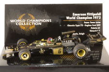 Fittipaldi Lotus 72 1972 1:43 4012138101098 Minichamps John Player Special JPS