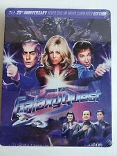 Galaxy Quest Steelbook 20Th Anniversary Edition (Blu-Ray) New & Sealed