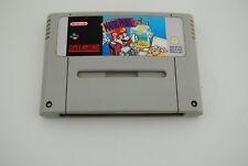 Jeu MARIO PAINT pour Super Nintendo SNES version PAL