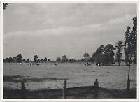 Norddeutsche Landschaft, Original Silbergelatine-Foto um 1940