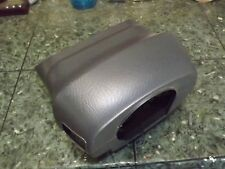 OEM USDM 96-00 Honda Civic EK steering column ignition cover shroud dark gray