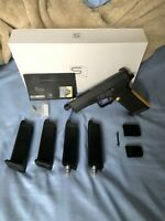 EMG Salient Arms International BLU Airsoft Pistol (2x HPA Mags) (2x Co2 Mags)