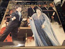"""Queen Freddie Mercury Barcelona Uk 1987 12""""ps Excellent"""