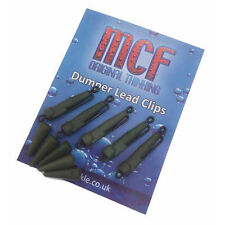 Brand New MCF Dumper Lead Clips **All Colours**