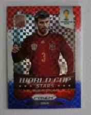 2014 Panini Prizm World Cup Stars Gerard Pique Prizm SP