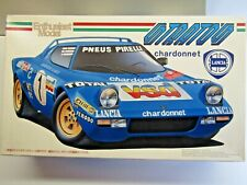 "Fujimi 1/24 Scale ""Chardonnet"" Lancia Stratos Model Kit - New - Item #08235*3000"