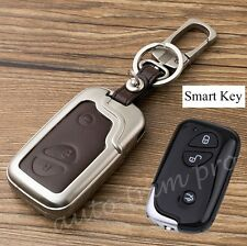 Key Case Shell Bag Fob Ring For Lexus GS430 IS250 IS350 GS350 ES350 LX570 RX350