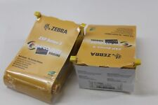 800033-840  NASTRO COLORI ORIGINALE ZEBRA PER ZXP3, YMCKO, 5 PANNELLI 200 IMAGES