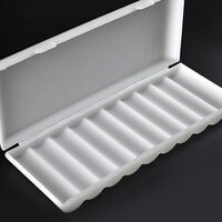 18650 Battery Storage Case Box Organizer Holder for 10 x18650 Batteries Useful