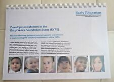 Development Matters EYFS - Full Colour - Early Years