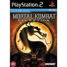Videojuegos de lucha de Midway Sony PlayStation 2