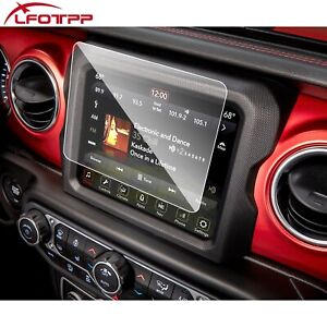 LFOTPP Car Navigation Screen Protector Tempered Glass Film For 2020 Jeep Compass