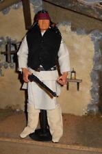 1/6 Custom Native American / Indian Lipan Apache figure with custom uniform set