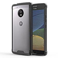 Slim Tough Armour Fusion Dual Layer Protect Cover Case for Motorola Moto G5