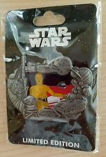 WDI - Stained Glass - Disneyland Attractions - Star Tours LE 300 Pin