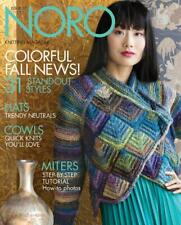 Noro Magazine #17 Fall Winter 2020 2021 30 Patterns