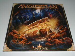 MASTERPLAN - PUMPKINKS - 2 x Orange Vinyl LP, Limited to 500 UNITS (2017)