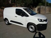 2019 - 19 Plate - Peugeot Partner/ Berlingo  SWB Van - Light Damage - Drive Away
