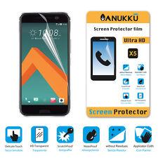 3x PELLICOLA per HTC One M10 FRONTE + PANNO PROTETTIVA DISPLAY