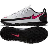 Chaussure de football Nike Phantom Gt Club Tf Jr CK8483-160 multicolore blanc
